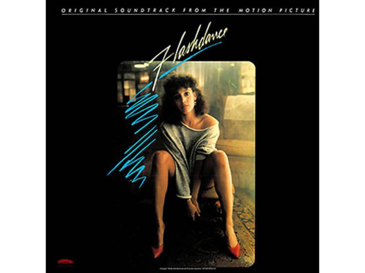 """Flashdance… What a Feeling"" by Irene Cara (Flashdance, 1983)"
