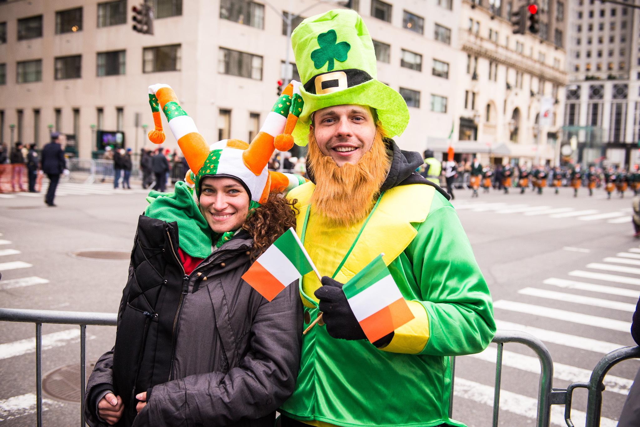 St. Patrick's Day Parade and events in NYC