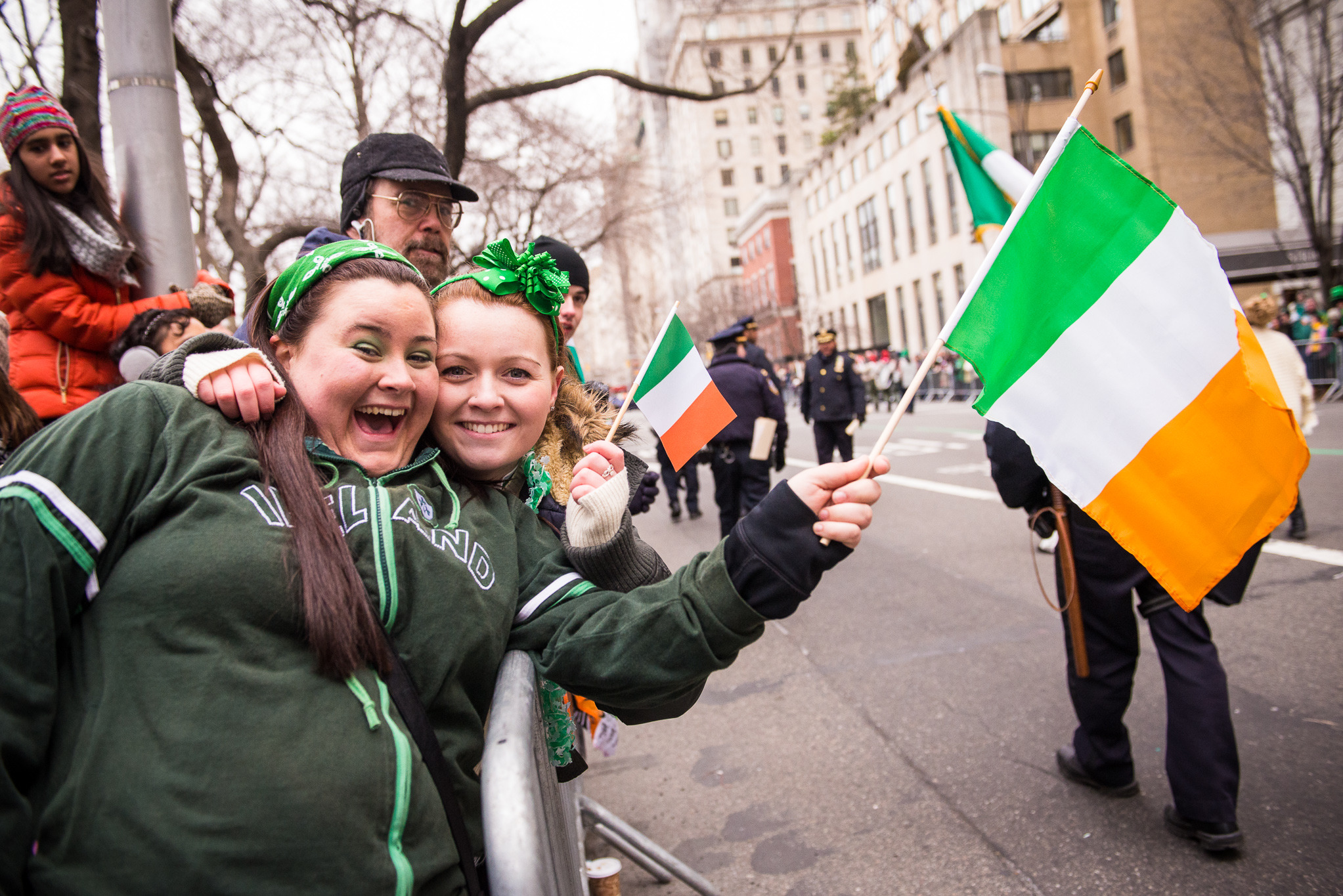 The best St. Patrick's Day events in NYC