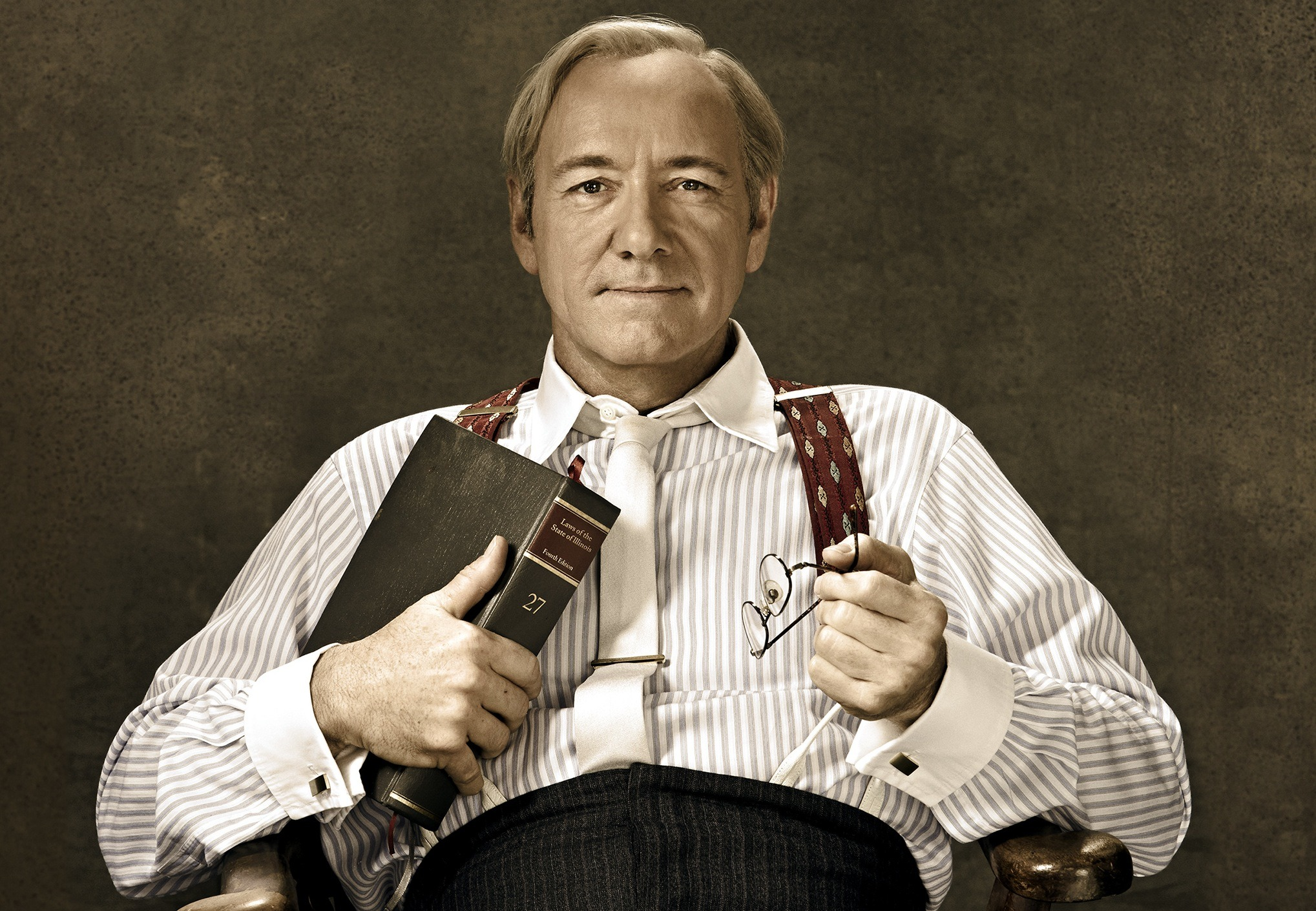 Kevin Spacey as Clarence Darrow