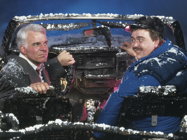 Funny films: Planes, Trains and Automobiles