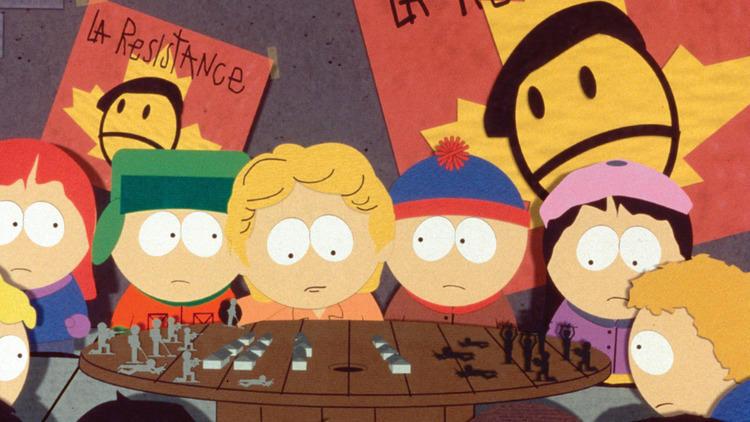 Funny films: South Park: Bigger, Longer & Uncut