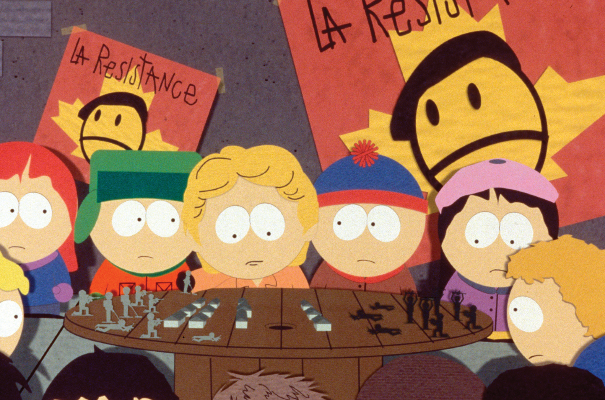 Funny films: South Park: Bigger, Longer & Uncut