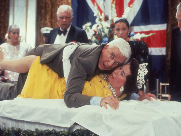 Comedy films: The Naked Gun