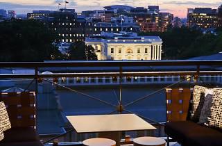 POV (Photograph: W Washington DC)