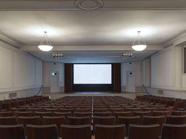 Freer Gallery of Art cinema