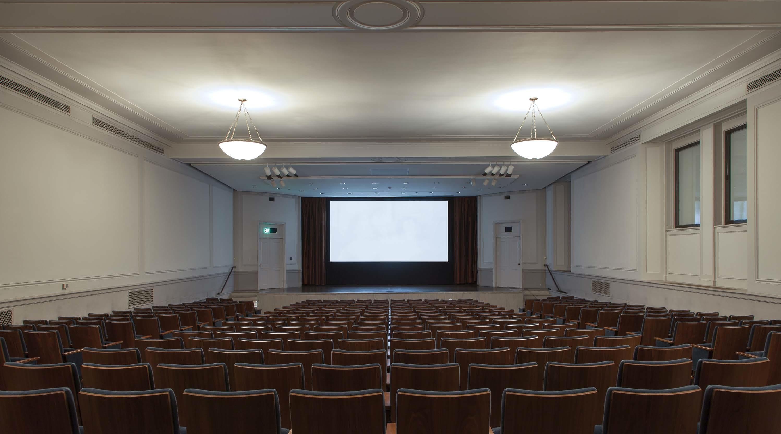 Freer Gallery of Art cinema