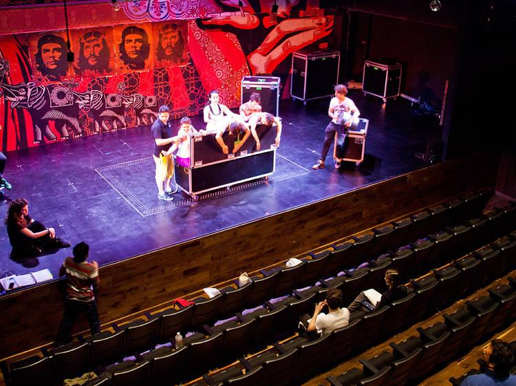El pilón. El nuevo Teatro Milán