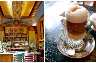 Café Budapest Cukraszda (Foto: María Fernanda Santiago)
