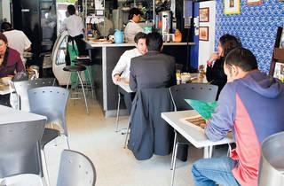 Gradios Deli-Café (Foto: Alejandra Carbajal)