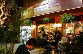Rococó Café Espresso (Foto: Khrystell Zavaleta)