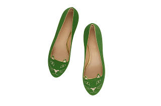 Charlotte Olympia at The Grove