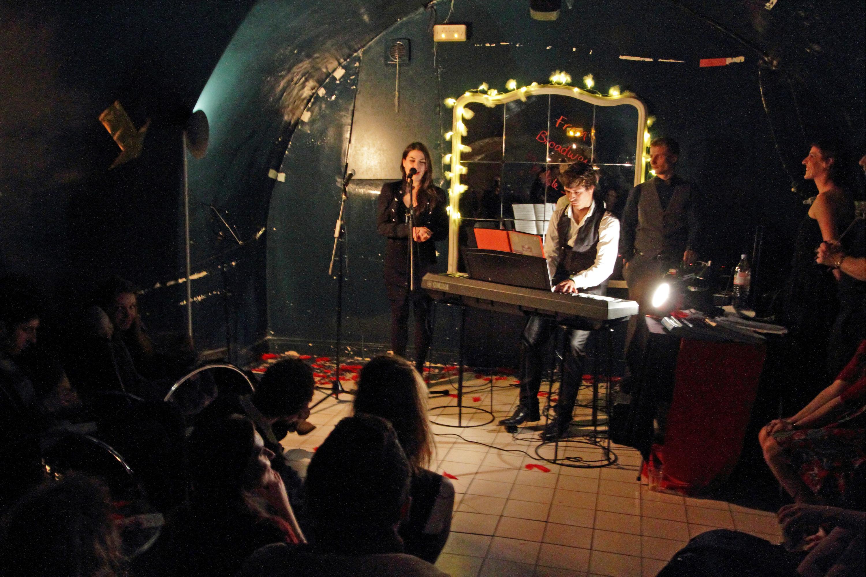 Cafés-concerts et bars à musique