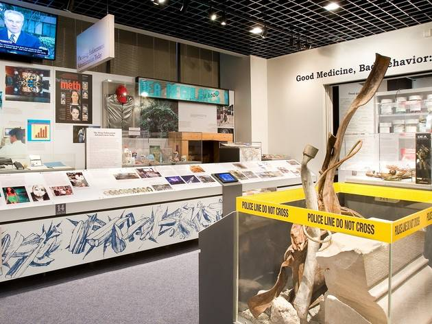 Drug Enforcement Administration Museum