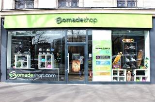 Nomade shop (© Céline Astorg)