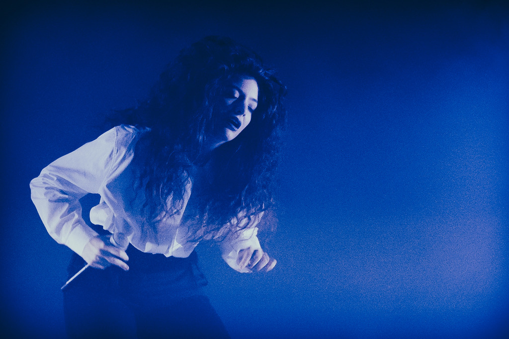 Lorde at Aragon