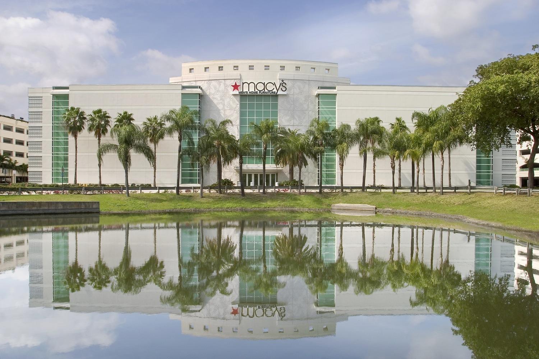 Macy's, Shops, Miami