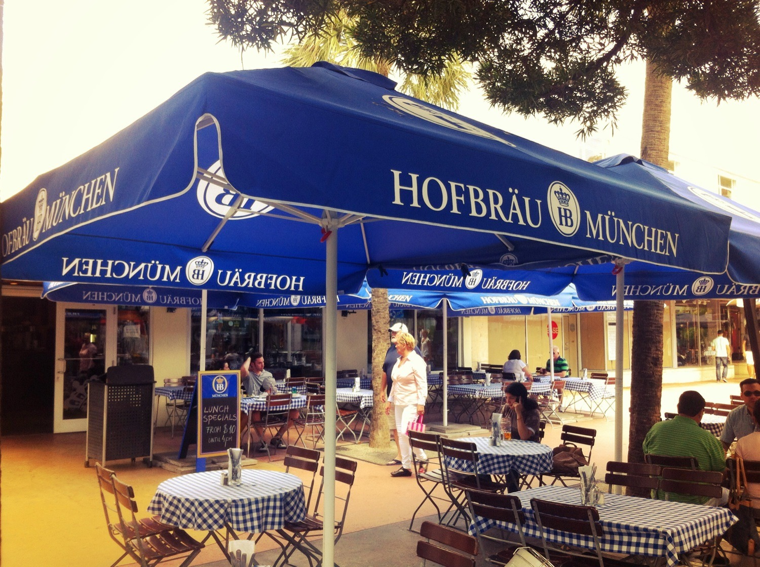 Hofbraü Beer Hall