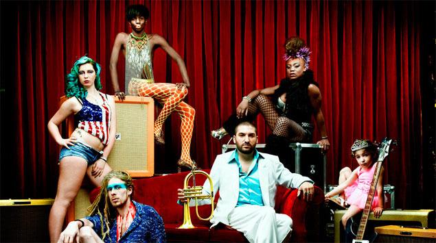 Bachar Mar-Khalife + Ibrahim Maalouf + Magic Malik + FFF + Ibibio Sound Machine + High Tone
