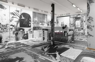 Marvin Gaye Chetwynd (Exhibition view)