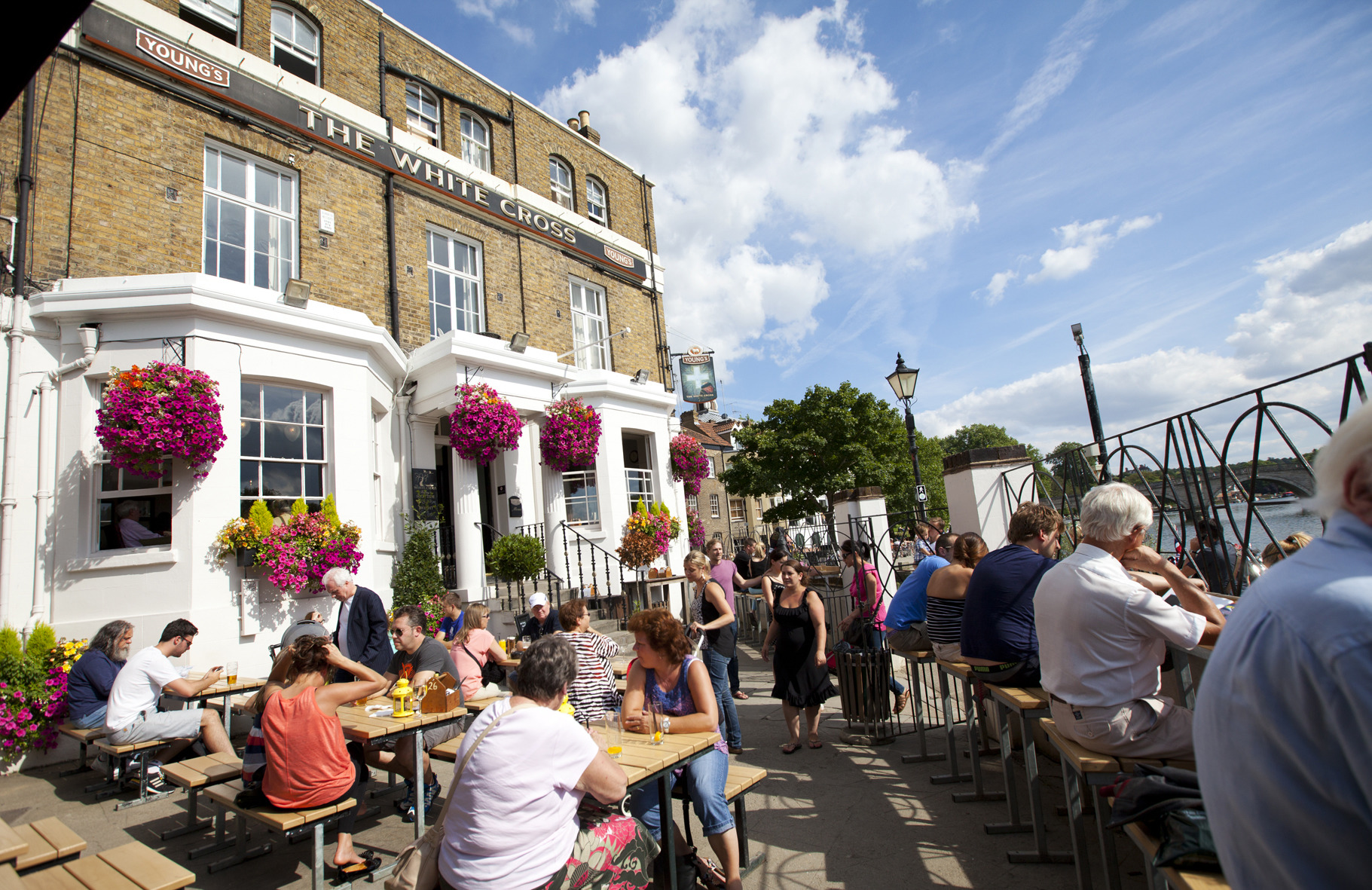 Richmond Hill Restaurants London