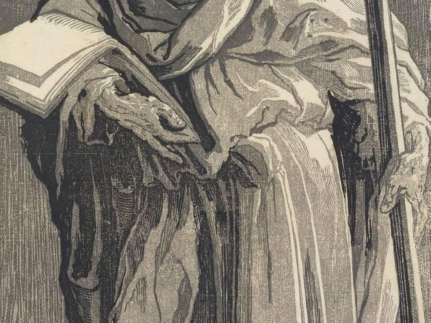 Domenico Beccafumi  ('St Philip' c1544-47 )