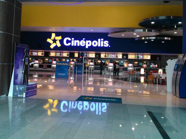 Cinépolis Plaza Aeropuerto