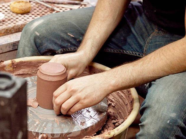 Ceramics Workshop with Ben Medansky