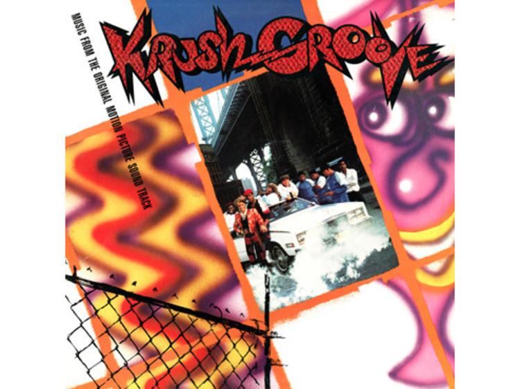 """Krush Groovin'"" by Krush Groove All-Stars (Krush Groove, 1985)"