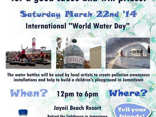 World Water Day at Jaynii Beach Resort