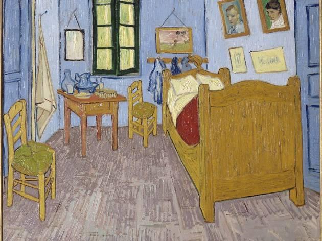 (Vincent Van Gogh, 'La Chambre de Van Gogh à Arles', Saint-Rémy-de-Provence, septembre 1889 / © Musée d'Orsay, dist. RMN-Grand Palais / Patrice Schmidt )