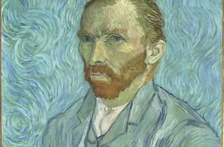 (Vincent Van Gogh, 'Portrait de l'artiste', Saint-Rémy-de-Provence, septembre 1889 / © Musée d'Orsay, dist. RMN-Grand Palais / Patrice Schmidt  )