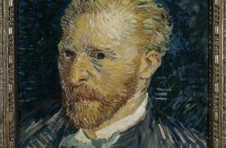 (Vincent Van Gogh, 'Portrait de l'artiste', Paris, automne 1887 / © RMN-Grand Palais (Musée d'Orsay) / Gérard Blot  )
