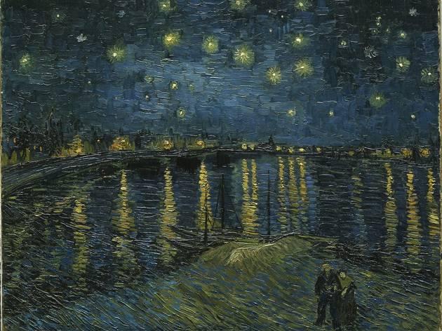 (Vincent Van Gogh, 'La Nuit étoilée', Arles, septembre 1888 / © RMN-Grand Palais (Musée d'Orsay) / Hervé Lewandowski )