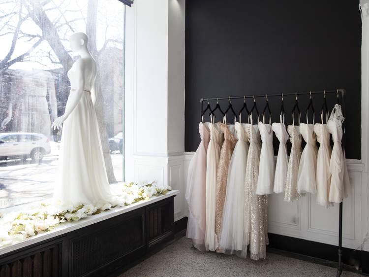Sarah Seven Bridal Salon
