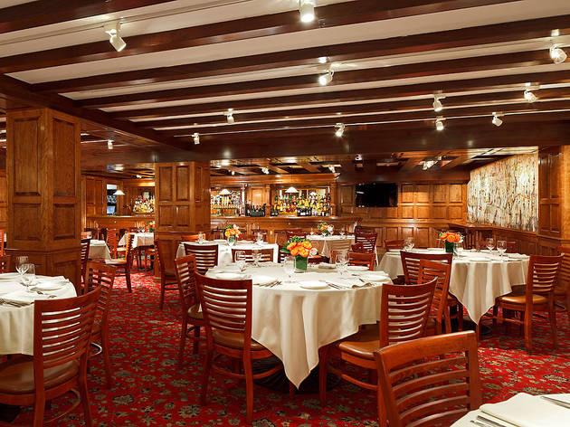 The Hamilton Restaurant