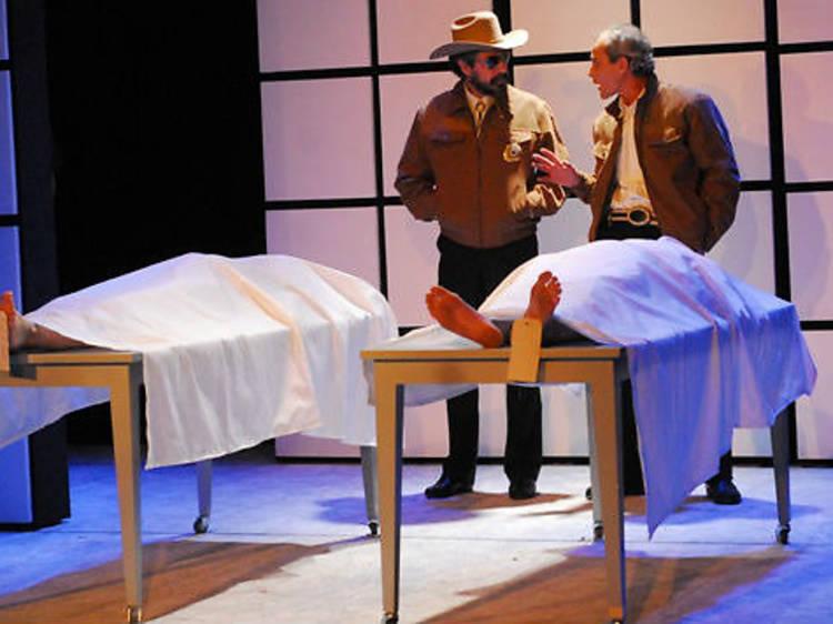 CERRADO. Teatro Julio Jiménez Rueda