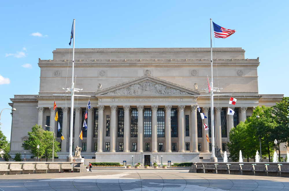 See history up close and personal at the National Archives