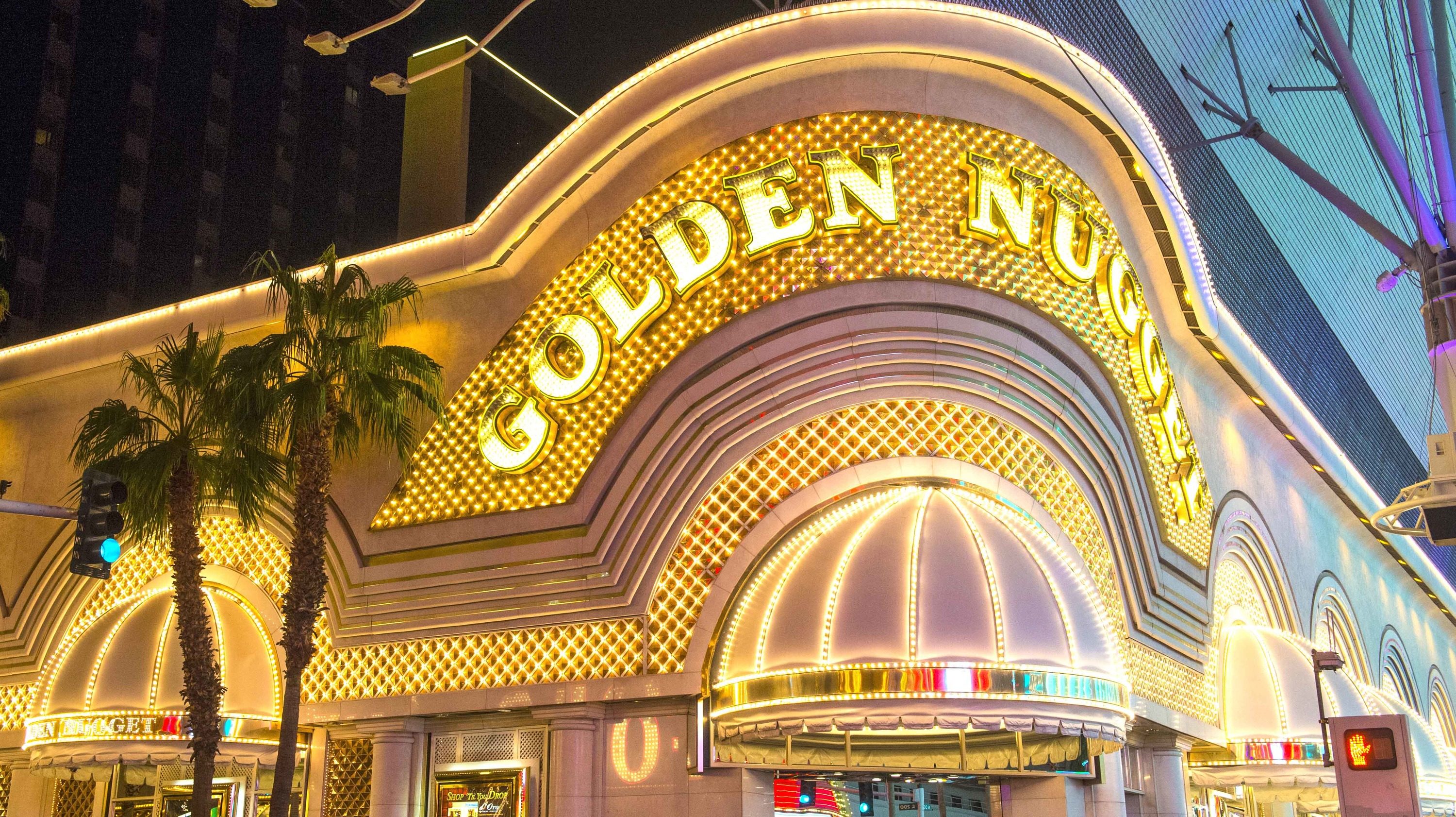 Golden Nugget Hotel & Casino Las Vegas