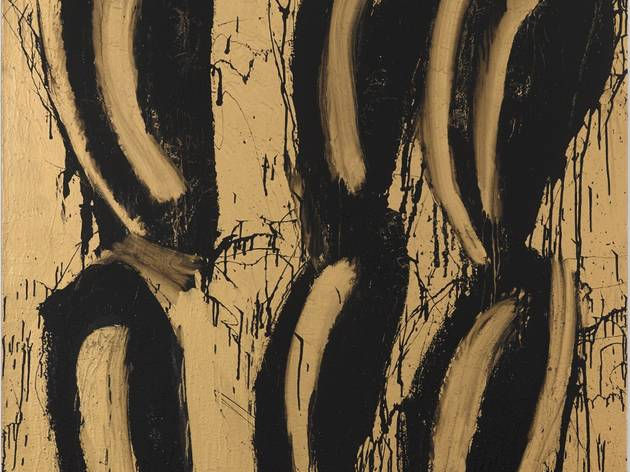 Joyce Pensato ('Them Eyes', 2014)