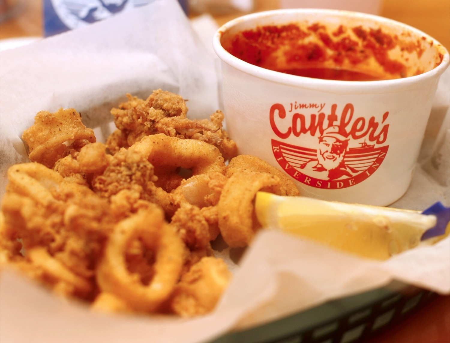 Feast on crabs at Cantler's Riverside Inn