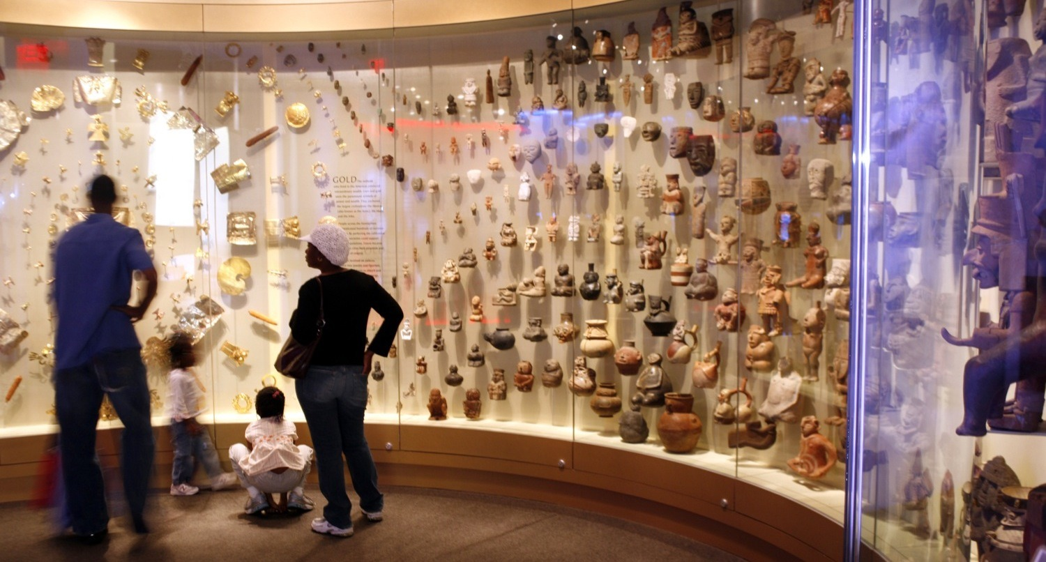 National Museum of the American Indian | Museums in Washington, DC