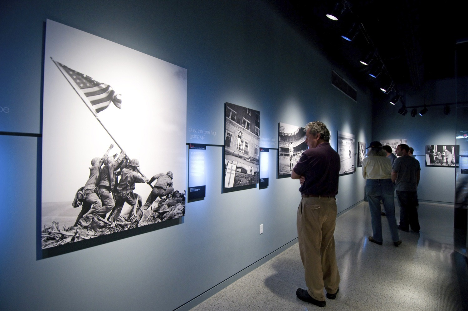 Celebrate the freedom of the press at the Newseum