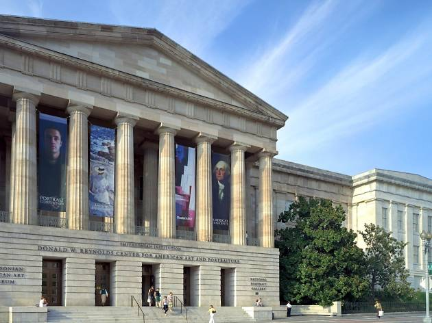 Smithsonian American Art Museum/National Portrait Gallery