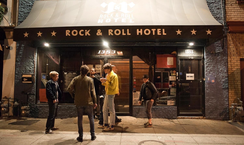 Rock & Roll Hotel
