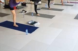Yoga classes at Movenpick, Accra, Ghana
