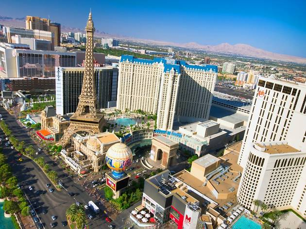 Las Vegas neighborhoods guide