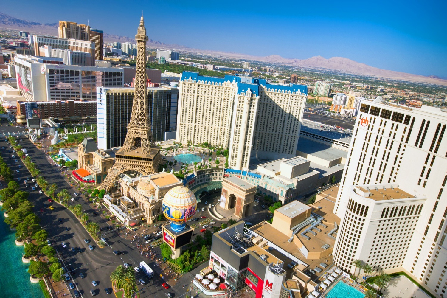 10 tips for an ace trip to Las Vegas