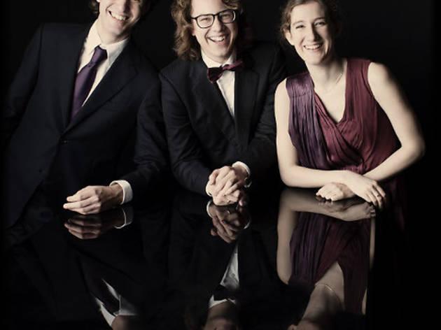 ECHO Rising Stars: Van Baerle Trio