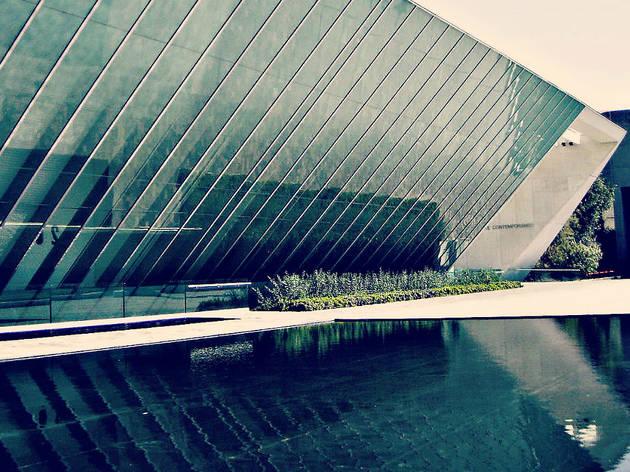 TARDE: MUAC, Museo Universitario de Arte Contemporáneo